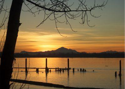 Mount-Baker-Sunrise